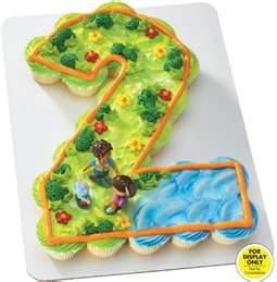 dora cupcakes - Bing Images