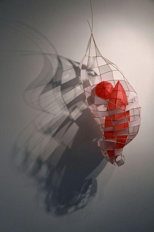 xiaojing yan paper sculpture