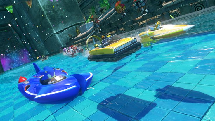 Arvostelu: Sonic & All-Stars Racing Transformed ~ Todellisuuspako