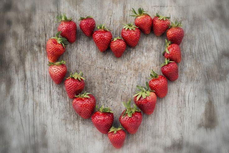 Chocolate Strawberry Hearts
