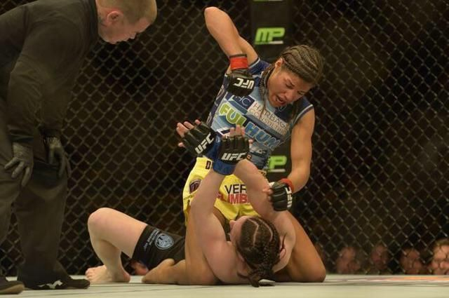 Julianna Pena great comeback victory!