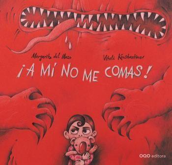 Libro infantil para combatir el miedo al monstruo del armario. Delicioso. :)