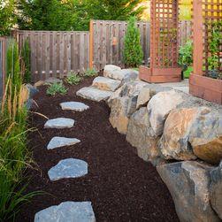 Trellis Landscape Design Ideas, Pictures, Remodel and Decor
