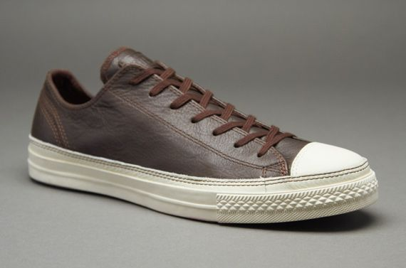 Converse Chuck Taylor All Star LP II - Mens Select Footwear - Chocolate-Egret