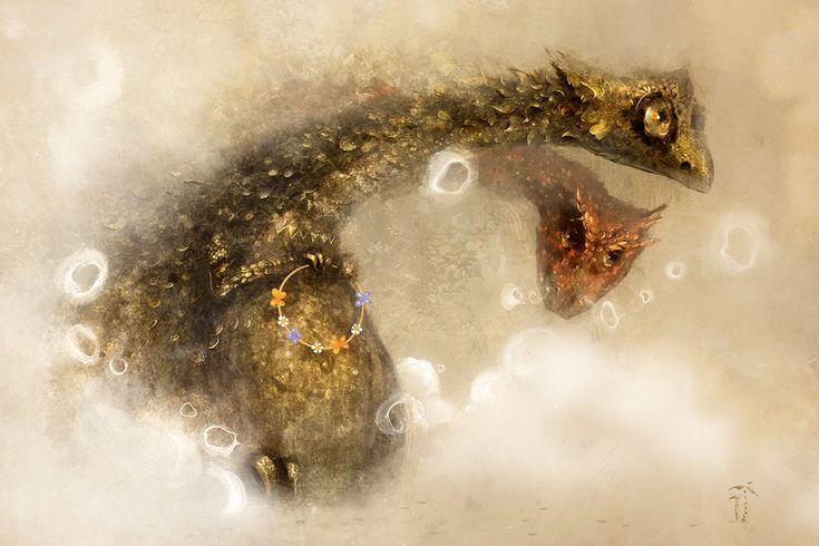 Волшебные иллюстрации Полины Яковлевой | Art and Soul Project
