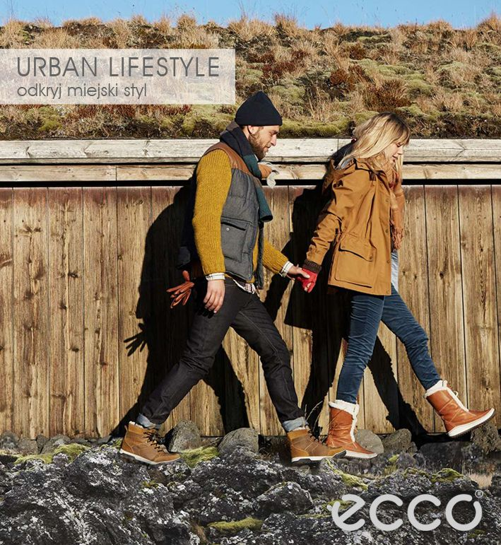 Odkryj swój własny miejski styl z ECCO Shoes! damskie Trace >> http://bit.ly/EccoTrace męskie Urban Lifestyle >> http://bit.ly/UrbanLS