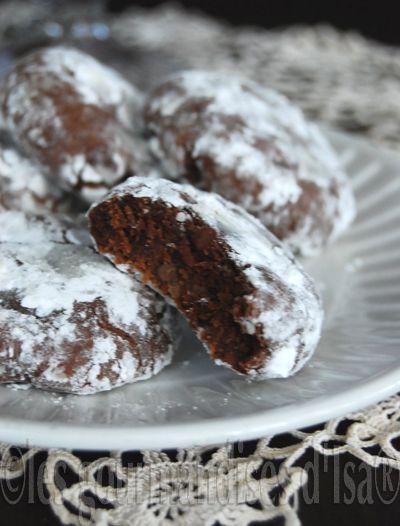 On dirait un mi-cuit en biscuit