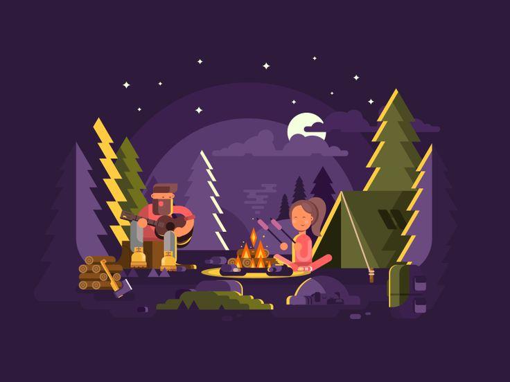 Camp by Anton Fritsler (kit8)