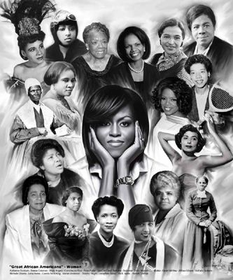 Throughout history, women have made some amazing progress. Check out these 4 inspiration African American women!