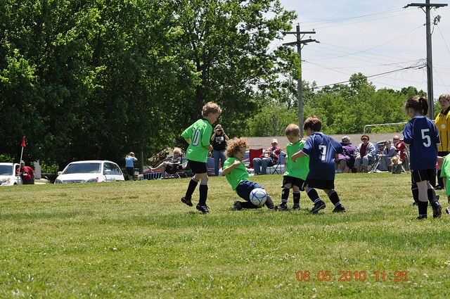 4 Ways to Improve Your Game in Soccer - wikiHow