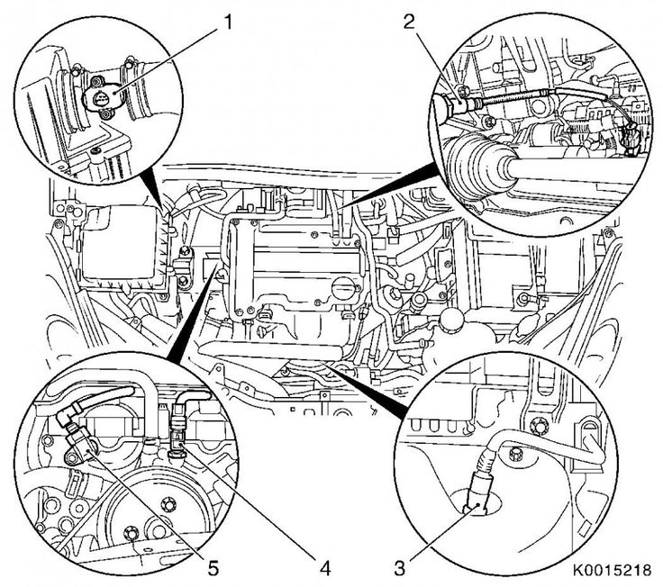 Vectra Engine Bay Diagram Di 2020