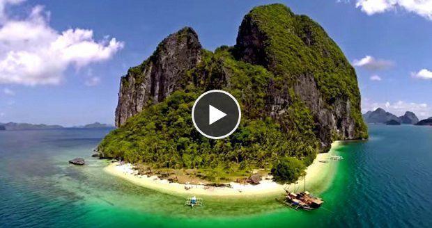 Longue de 450 km et large de 50, vous ne regretteriez pas de venir passer vos vacances à Palawan, une île dans le sud-ouest des Philippines, récemment élue la plus belle au monde par le magazine Condé Nast Traveller.