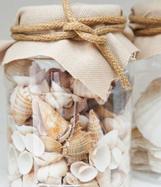 I love this.  Sara needs to collect some shells for me while she's walking in the mornings. *hint*