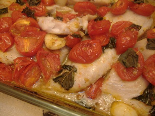 17 best images about codfish on pinterest baked cod for White fish recipe