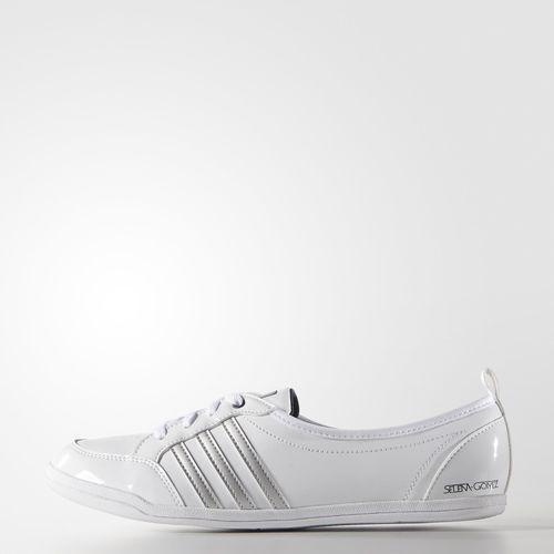 Piona Selena Gomez Shoes - White