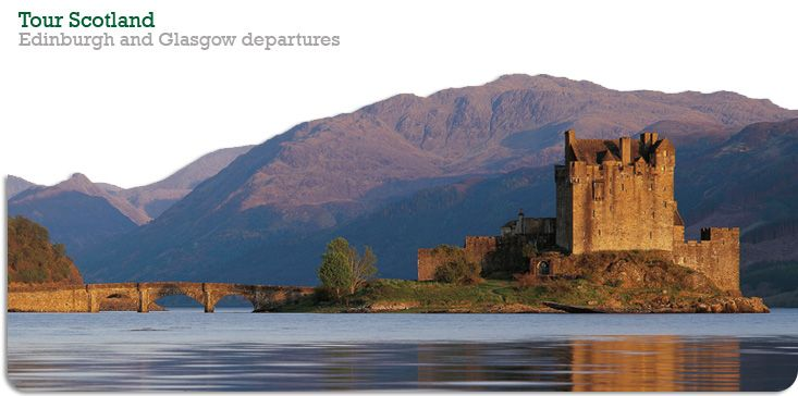 A wonderful touring company specializing in small groups.     http://www.rabbies.com/tour_scotland.asp
