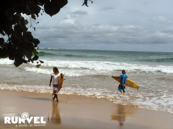 RUNVEL #srilanka #runvel #mirissa #surfers #aworld2discover