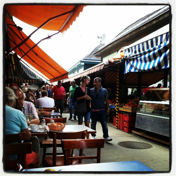 Flohmarkt, Wien