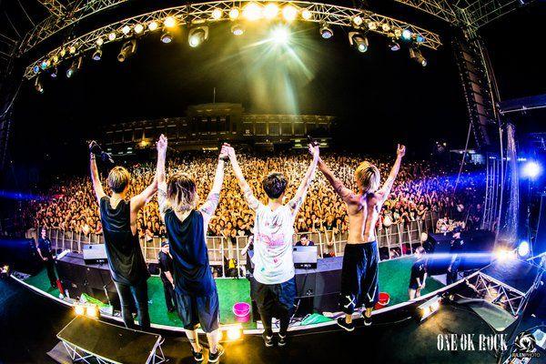 ONE OK ROCK_official (@ONEOKROCK_japan) | Twitter