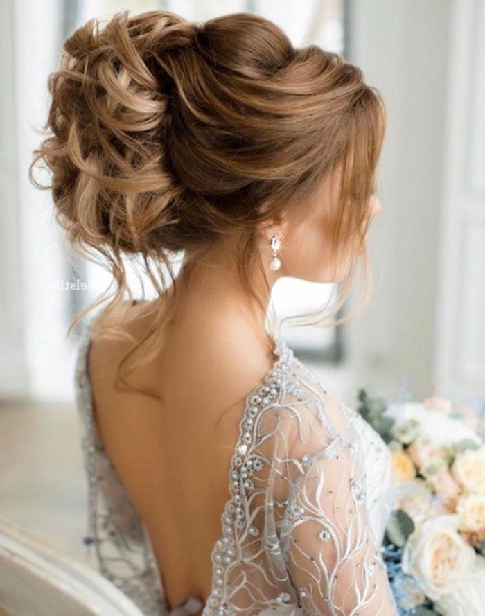 1001 Photos Pour Trouver Votre Coiffure De Mariée Et