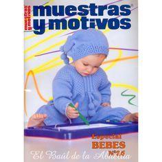 El Baúl de la Abuelita: Nuevas revistas Muestras y Motivos Bebé