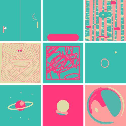 9-squares:  9 Squares 10Top: Fraser Davidson, Jordan Scott, Aaron MacWilliamMiddle: David Stanfield, Skip Hursh, Eran HilleliBottom: Matt Wilson, Liam Owen, Christina LuAbout the project