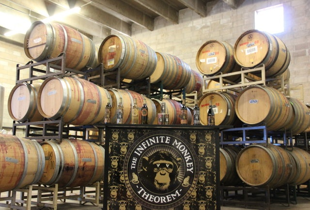 Infinite Monkey Theorem opens a tasting room in Denver... finally.