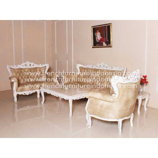 Order French Sofa Set 104 From Indonesia Reproduction Furniture Wholesale  Manufacturers. We Are Reproduction 100