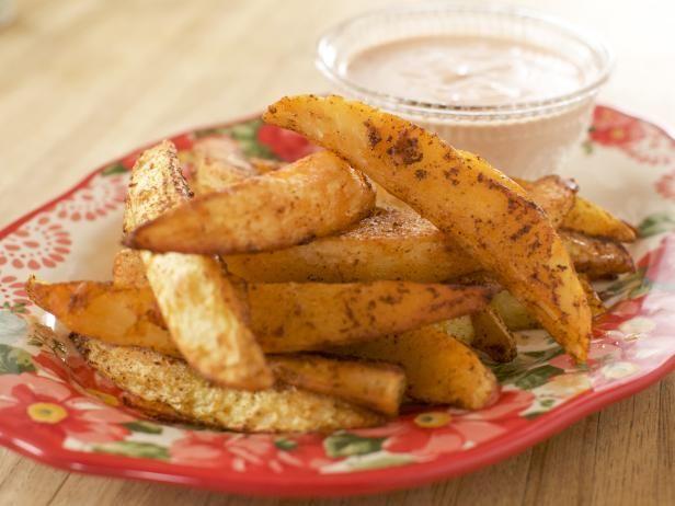 Light Fry Sauce Recipe Food Network Recipes Recipes Food