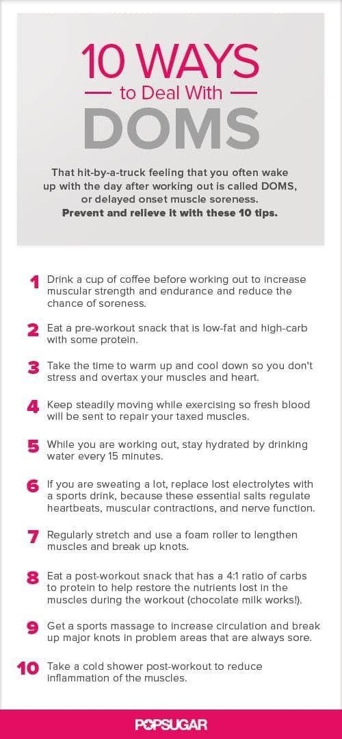 10 dinge die ihr gegen muskelkater tun k nnt med pinterest muskelkater dinge und gesunde. Black Bedroom Furniture Sets. Home Design Ideas