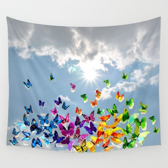 #popart #kids #children #fun #happy #colorful #society6 #society6deco  #kidsroom #yoga https://society6.com/product/butterflies-in-blue-sky_tapestry?curator=azima #summertowel #boho #yogalove #yoga #meditation #namaste #bohostyle #bohosoul #bohostylegirls #namaste #reiki #vegan #veganfun #naturelife #pilates #crystals #buddha #interiordecorating #interiors #interiordecor #greenyoga #deco #kidsyoga #kidsroom #mandala #namaste #yogaeverydamnday