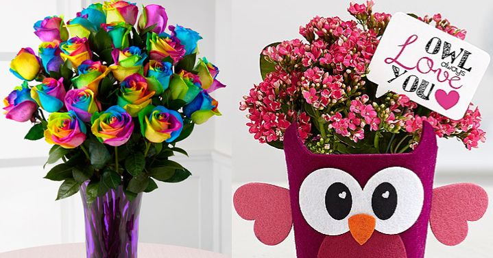 17 Of The Best Places To Order Flowers Online