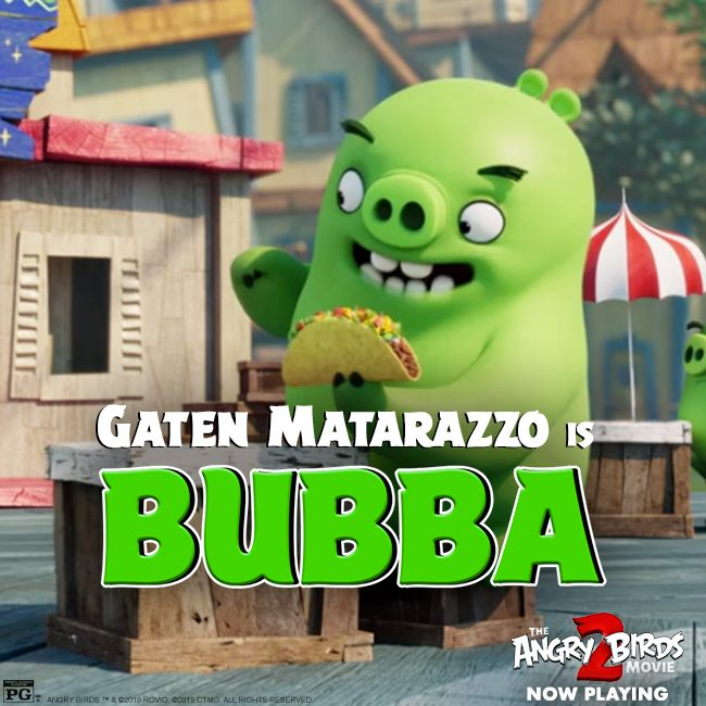We Ll Get Tacos With This Guy Any Day Gatenmatarazzo Is Bubba