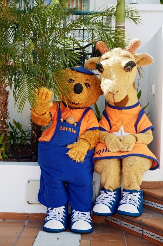 Kaikista Sunwing-perhehotelleista löytyvät kaverukset <3 Tjäreborg - Holiday is where the heart is! http://www.tjareborg.fi