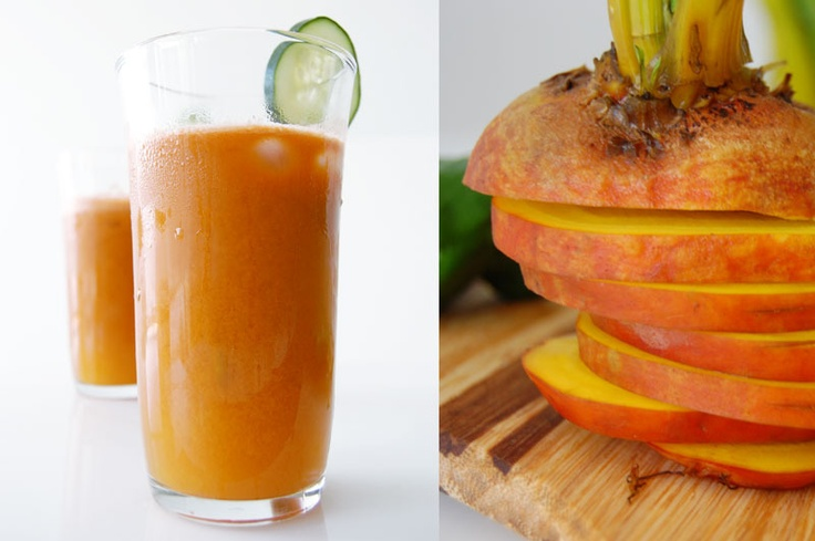 V3 (Tomato, Cucumber, And Pepper Juice) Recipes — Dishmaps