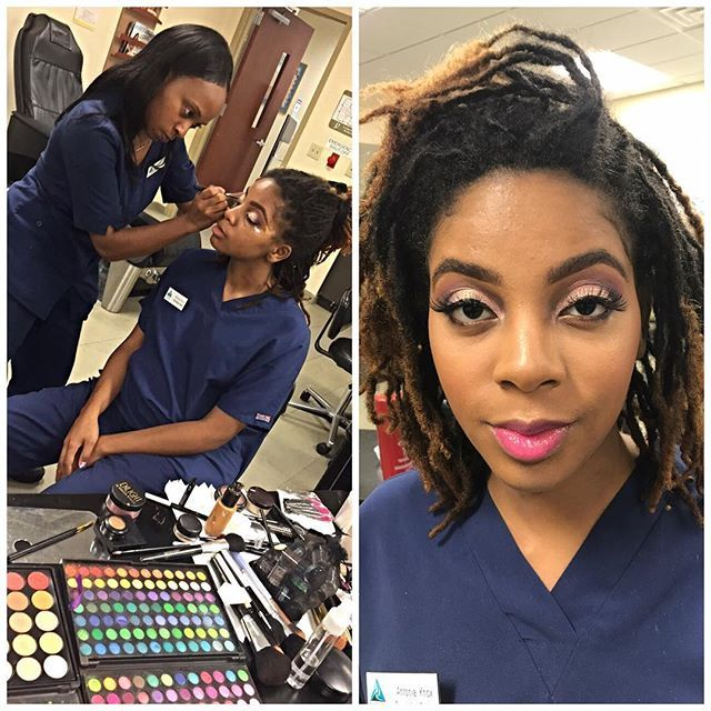 """Have an event coming up? Schedule an on-location makeup appointment with BAPZ for your next special event!Check out my website and book with me in the Jacksonville, Florida area! Book now! Muabapz.com #mua #jacksonvillemua #esthetician #prom #wedding #beauty #glam #appointmentsavailable #bookbapz #bapz #thebrushandpowderzone #jacksonville #florida #staugustine #booknow #licensedprofessional #trustmewithyourface #standout #glowup #specials #whatareyouwaitingfor #glamcor #brightlikeriki…"