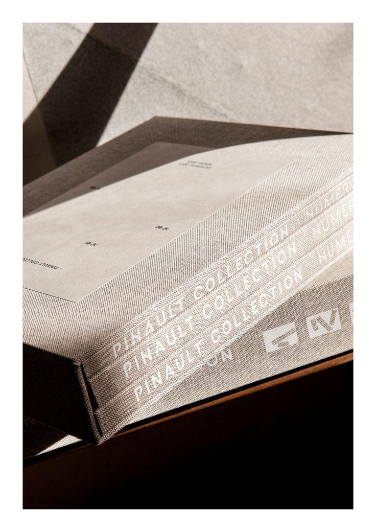 ©les graphiquants - Pinault Collection - 2015 - #graphic #design #book…