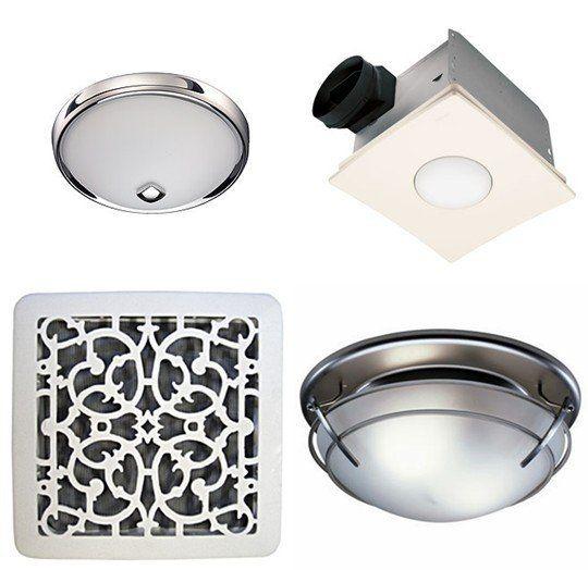 Decorative Bathroom Exhaust Fan With Light: Best 25+ Bathroom Fan Light Ideas On Pinterest