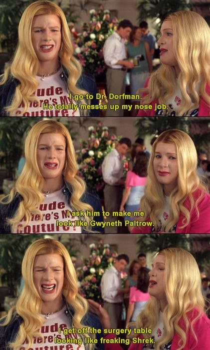 White Chicks...still one of my favorite movies!