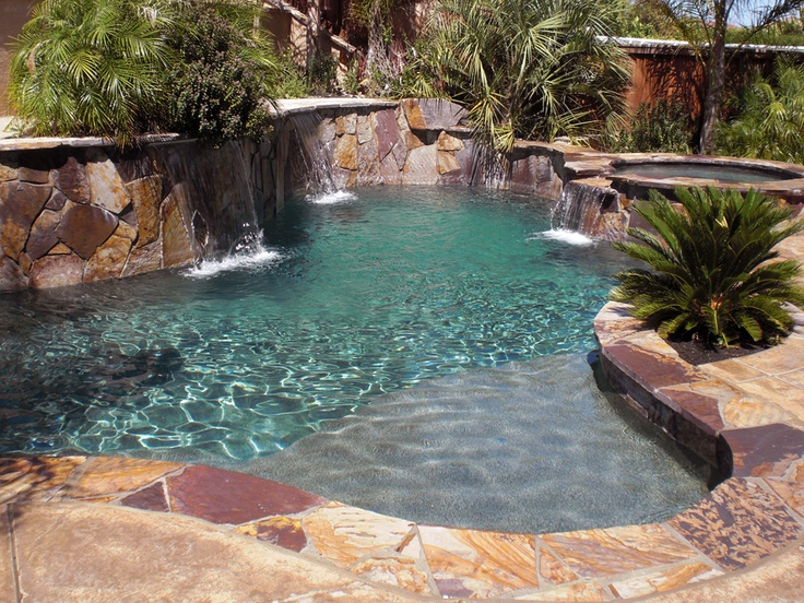 18 best swimming pool ideas images on pinterest dream for Unique pool design ideas