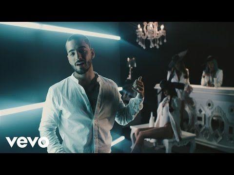 Maluma - Cuatro Babys (Official Video) ft. Noriel, Bryant Myers, Juhn - YouTube  Me encanta!!!!!❤