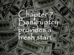 You can qualify for a mortgage loan 2 years after your Chapter 7 bankruptcy discharge. 1 year waiting period after bankruptcy for the Back to Work Program.