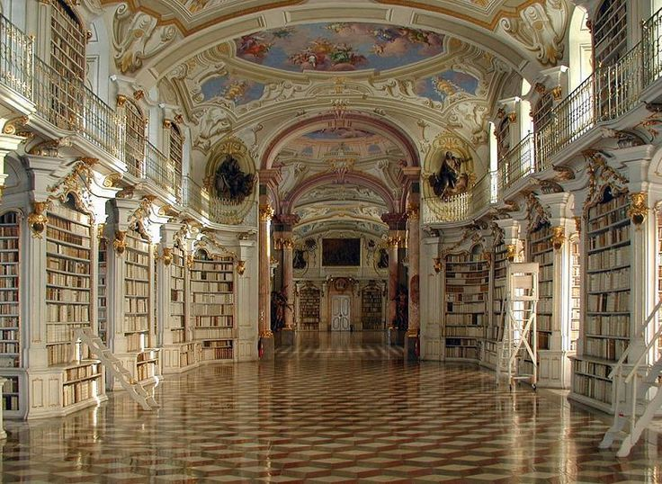 Admont Abbey, Austria