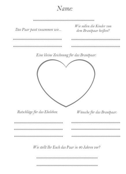 Hochzeitsgästebuch - Gästebuch Hochzeit Eulen-Liebe - ein Designerstück von…