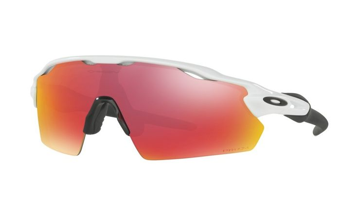 eba2e7ea1f4 Oakley Sunglasses Radar Ev Path Prizm Cricket Mens Polished White Frame NO.  OO9211-11