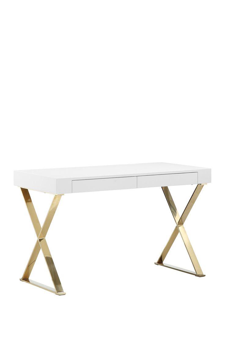 25 best ideas about white gloss desk on pinterest l shaped desk l shaped office desk and. Black Bedroom Furniture Sets. Home Design Ideas