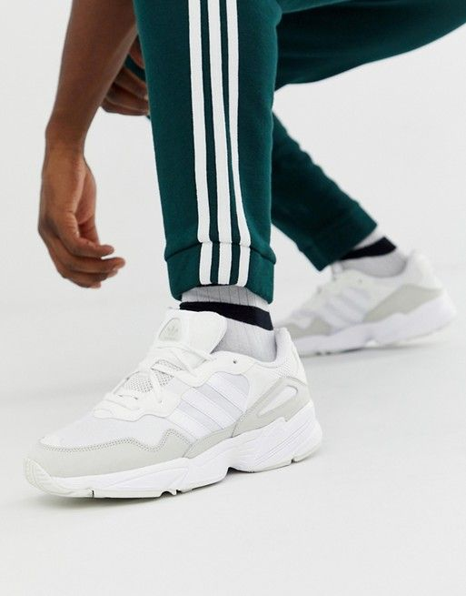 best loved ccf00 8a7c3 adidas Originals Yung-96 Sneakers White