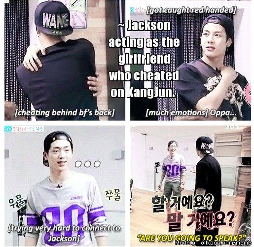 Speachless Kang Joon | allkpop Meme Center