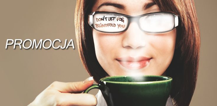 Do końca października 2013 roku - skorzystaj rabatu 50, 70, 80 lub 100 zł na soczewki okularowe Optifog. Nie musisz kupować całych okularów - wyślij nam swoje oprawki - my wprawimy do nich te rewelacyjne soczewki w wyjątkowej cenie. http://www.optykwnecie.pl/page/Ilepar