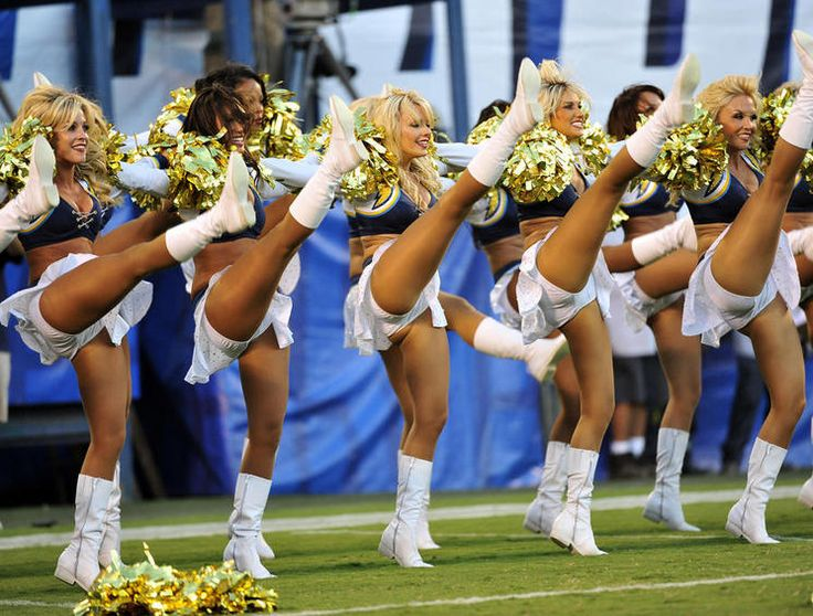 San Diego Chargers Cheerleaders Sd Charger Girls